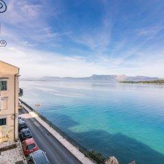 Отель Luxury Seaview Suite Греция, Корфу - отзывы, цены и фото номеров - забронировать отель Luxury Seaview Suite онлайн балкон