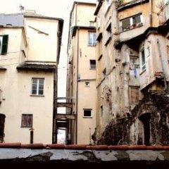 Отель Affittacamere La Citta Vecchia Генуя вид на фасад