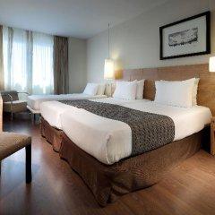 Отель Eurostars Lucentum 4* Стандартный номер с различными типами кроватей фото 11