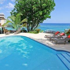 Отель Afterglow/Mamiti Cove,Ocho Rios 3BR Ямайка, Очо-Риос - отзывы, цены и фото номеров - забронировать отель Afterglow/Mamiti Cove,Ocho Rios 3BR онлайн бассейн фото 2