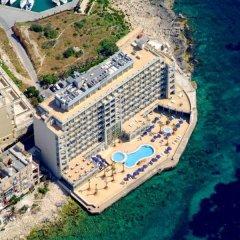 Cavalieri Art Hotel пляж фото 2