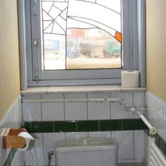 Отель B&B Lappersfort ванная фото 2