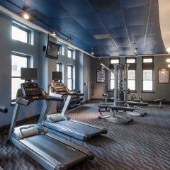 Magnolia Hotel Dallas Downtown фитнесс-зал фото 4