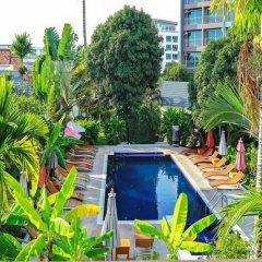 Отель BaanNueng@Kata Таиланд, пляж Ката - 9 отзывов об отеле, цены и фото номеров - забронировать отель BaanNueng@Kata онлайн бассейн фото 3
