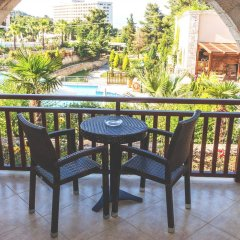 Aegean Melathron Thalasso Spa Hotel балкон