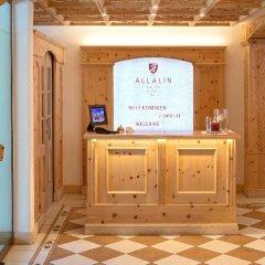 Отель Swiss Alpine Hotel Allalin Швейцария, Церматт - отзывы, цены и фото номеров - забронировать отель Swiss Alpine Hotel Allalin онлайн интерьер отеля фото 3