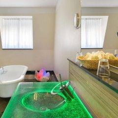 Отель Deutsche Eiche Германия, Мюнхен - отзывы, цены и фото номеров - забронировать отель Deutsche Eiche онлайн ванная