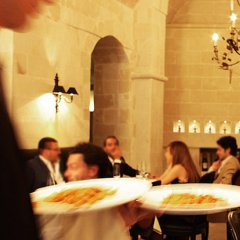 Отель Palazzo Gattini Матера питание фото 2