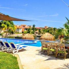 Отель Aventuras Club Lagoon бассейн