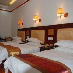 Jinggangshan Taoyuan Hotel комната для гостей