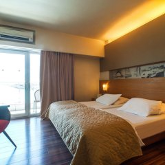 Capsis Astoria Heraklion Hotel комната для гостей фото 4