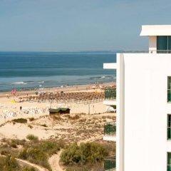 Hotel Apartamento Dunamar пляж