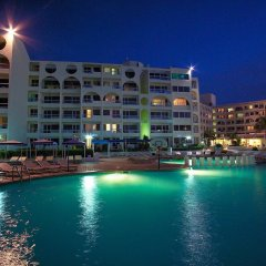Aquamarina Beach Hotel вид на фасад