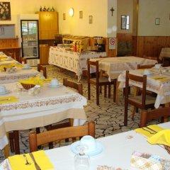 Отель Albergo Villalma Римини питание