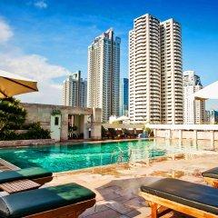 Отель Gm Suites Бангкок бассейн
