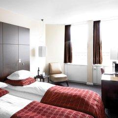 Отель The Square Дания, Копенгаген - отзывы, цены и фото номеров - забронировать отель The Square онлайн комната для гостей фото 5