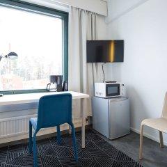 Отель Forenom Hostel Espoo Otaniemi Финляндия, Эспоо - отзывы, цены и фото номеров - забронировать отель Forenom Hostel Espoo Otaniemi онлайн удобства в номере