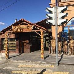 Отель Sion Resort Армения, Цахкадзор - отзывы, цены и фото номеров - забронировать отель Sion Resort онлайн приотельная территория