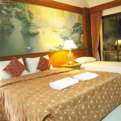 Отель Machorat Aonang Resort Таиланд, Краби - отзывы, цены и фото номеров - забронировать отель Machorat Aonang Resort онлайн комната для гостей фото 3