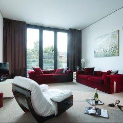 Отель DUPARC Contemporary Suites Италия, Турин - отзывы, цены и фото номеров - забронировать отель DUPARC Contemporary Suites онлайн комната для гостей