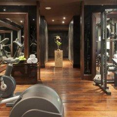 Buddha-Bar Hotel Paris фитнесс-зал фото 2