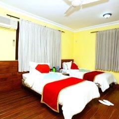 Отель Safari Adventure Lodge Непал, Саураха - отзывы, цены и фото номеров - забронировать отель Safari Adventure Lodge онлайн комната для гостей фото 5