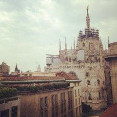 Отель Aparthotel Duomo Италия, Милан - отзывы, цены и фото номеров - забронировать отель Aparthotel Duomo онлайн балкон
