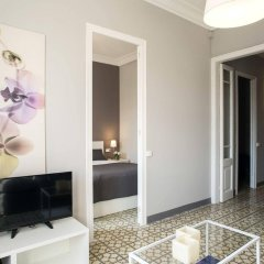 Апартаменты Barcelonaguest Apartments комната для гостей фото 2