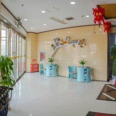 Отель Four Seasons Apple Hotel (Beijing Wanda Plaza) Китай, Пекин - отзывы, цены и фото номеров - забронировать отель Four Seasons Apple Hotel (Beijing Wanda Plaza) онлайн интерьер отеля фото 2