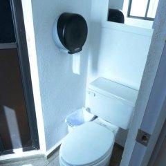 Hostel Suites Df Мехико ванная