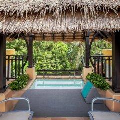 Отель Movenpick Resort & Spa Karon Beach Phuket Таиланд, Пхукет - 4 отзыва об отеле, цены и фото номеров - забронировать отель Movenpick Resort & Spa Karon Beach Phuket онлайн бассейн