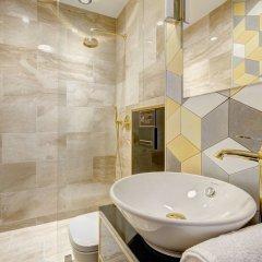 Отель Apartamenty Sowa Gdańsk Польша, Гданьск - отзывы, цены и фото номеров - забронировать отель Apartamenty Sowa Gdańsk онлайн ванная