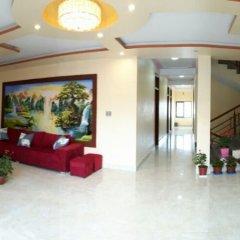 Sapa Paramount Hotel интерьер отеля