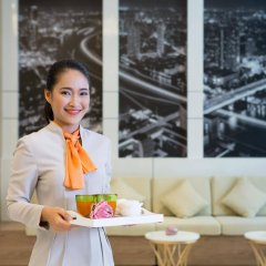 Отель Bandara Suites Silom Bangkok спа