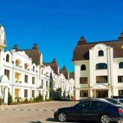 Гостиница Гранд-Петтине парковка