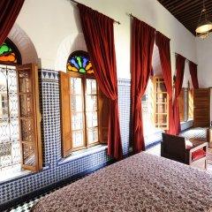 Отель Riad au 20 Jasmins Марокко, Фес - отзывы, цены и фото номеров - забронировать отель Riad au 20 Jasmins онлайн комната для гостей фото 5