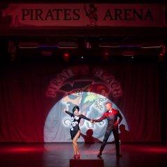 Pirates Beach Club Турция, Кемер - отзывы, цены и фото номеров - забронировать отель Pirates Beach Club онлайн развлечения