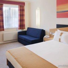 Отель Holiday Inn Express Strathclyde Park M74 JCT 5 Великобритания, Глазго - отзывы, цены и фото номеров - забронировать отель Holiday Inn Express Strathclyde Park M74 JCT 5 онлайн комната для гостей