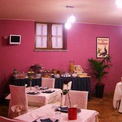 Hotel Ristorante La Fattoria Сполето питание фото 3