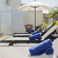 Отель Hoi An Sunny Pool Villa фитнесс-зал