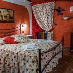 Отель Il Nido - Residence Country House Казаль-Велино удобства в номере