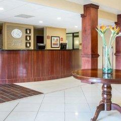 Отель Comfort Suites Atlanta Airport интерьер отеля фото 2