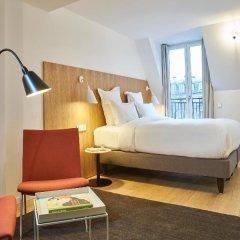 Отель 9Hotel Republique 4* Стандартный номер с различными типами кроватей фото 38