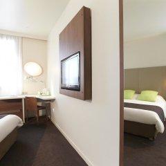 Отель Campanile Nice Aeroport Ницца комната для гостей фото 2