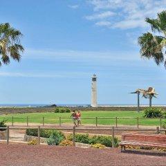 Отель Sol Fuerteventura Jandia Морро Жабле пляж фото 2