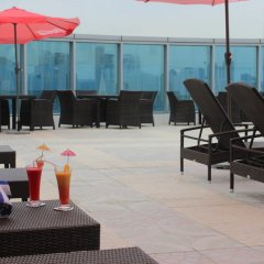 Grand Excelsior Hotel Sharjah Шарджа пляж