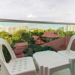 Отель Laguna Bay 1 by Pattaya Sunny Rentals балкон
