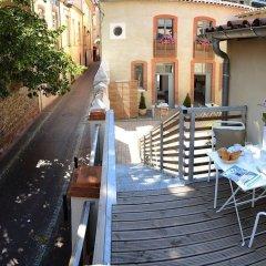 Отель Le Clos des Salins Франция, Тулуза - отзывы, цены и фото номеров - забронировать отель Le Clos des Salins онлайн фото 2