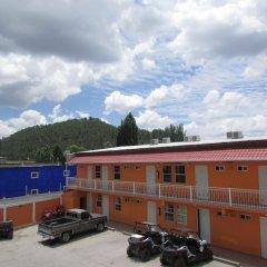 Отель del Centro Мексика, Креэль - отзывы, цены и фото номеров - забронировать отель del Centro онлайн парковка