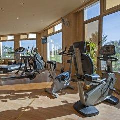 Отель Sentido Mamlouk Palace Resort фитнесс-зал фото 2